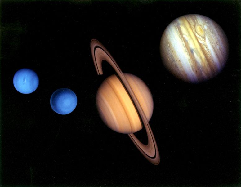 美国宇航局的旅行者1和2宇宙飞船的主要成就